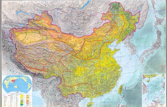 China 01 – A plan starts to form …