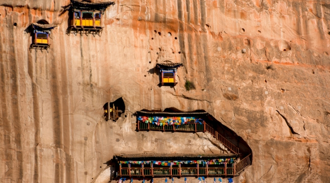 China 05 – Silk Road 02 – Ancient Grottoes