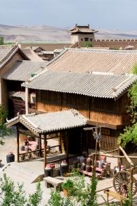 Old Dunhuang, Gansu Province, China