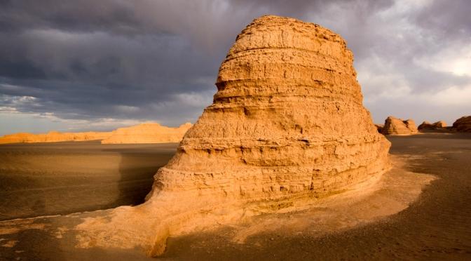 China 09 – Silk Road 06 – Into the Desert