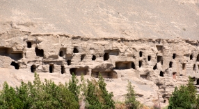 Mogao Caves, Dunhuang, Gansu Province, China