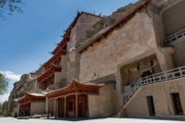 Mogao Caves, Dunhuang, Gansu Province, China