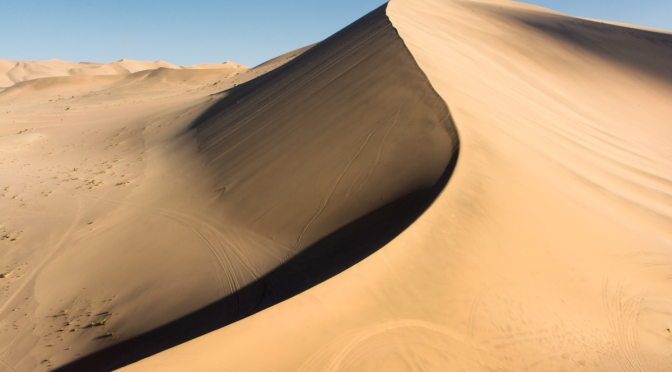 China 11 – Silk Road 08 – Circus in the Desert