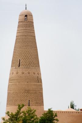 Emin Minaret, Turpan, Xinjiang Province, China