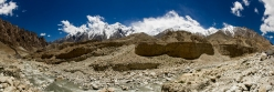 Ghez Canyon, Karakoram Highway, Xinjiang Province, China
