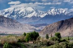 Tashkurgan, Karakoram Highway, Xinjiang Province, China