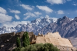 Tashkurgan Fort, Karakoram Highway, Xinjiang Province, China