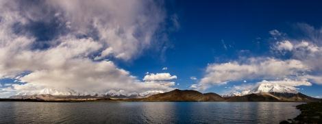Karakul Lake, Karakoram Highway, Xinjiang Province, China