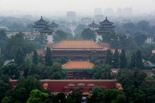Jingshan Park, Beijing, China