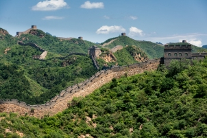 Great Wall - Jinshanling to Gubeikou section, Hebei Province, Ch