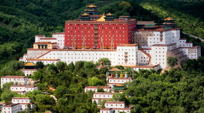 China 22 – The Other Summer Palace and Out to the Sea (Chengde to Shanhaiguan)