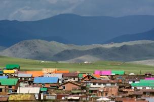 Khujirt, Övörkhangai province, Mongolia