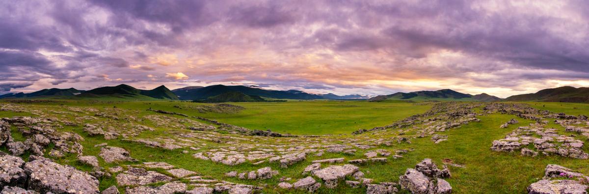 Orkhon Kurkhree, Övörkhangai Province, Mongolia