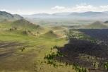Khorgo Uul Volcano, Arkhangai Province, Mongolia